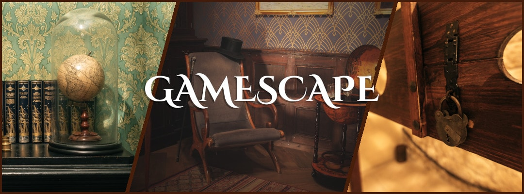 banner escape room gamescape