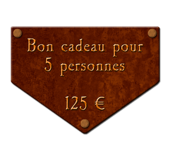 gift certificate icon 5 people gamescape