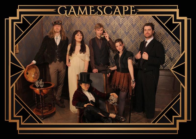 équipe gamescape